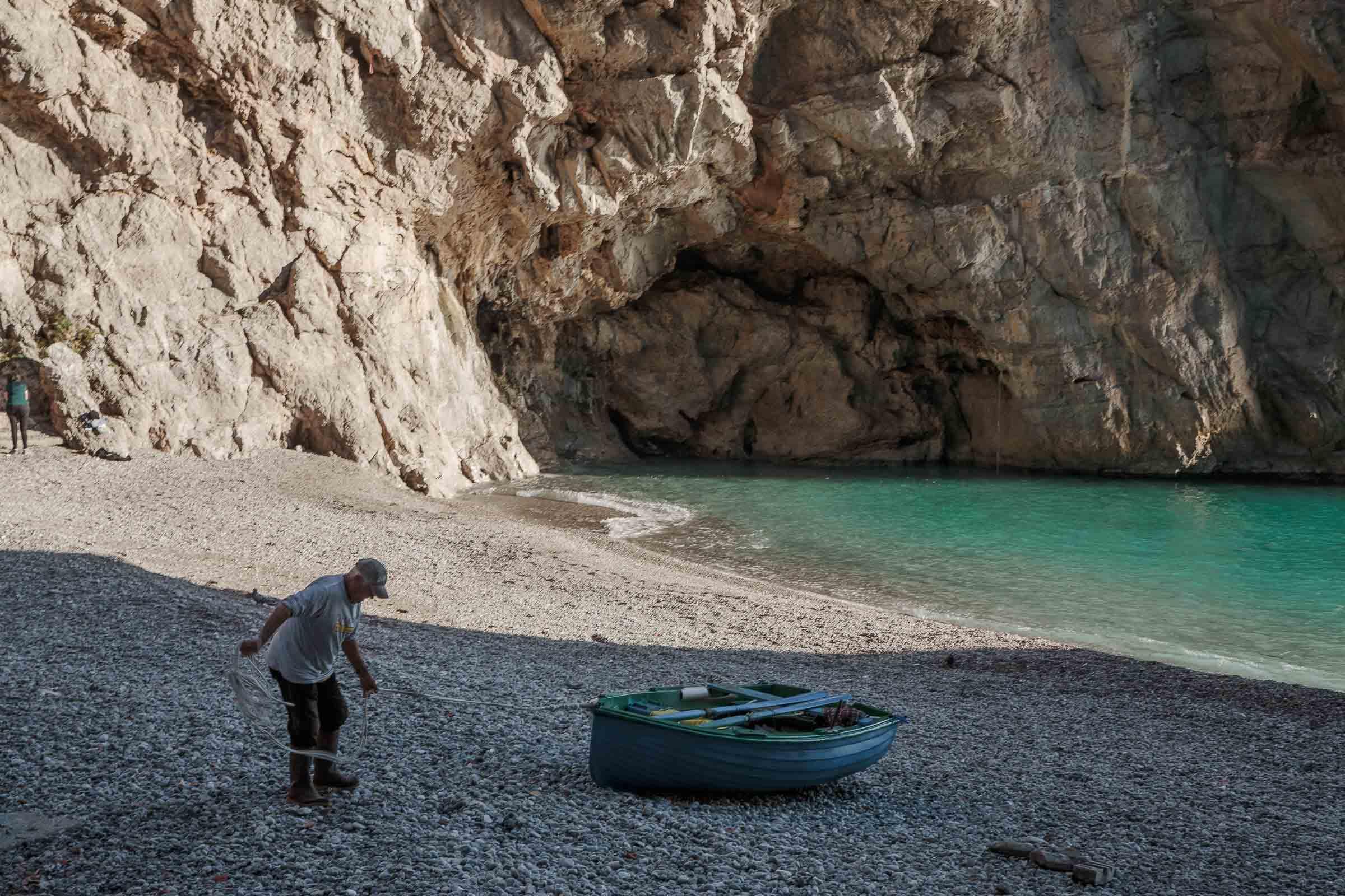Pescatore a praiano