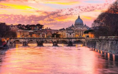 Rome: A Walk Among the Beauties of the Tiber