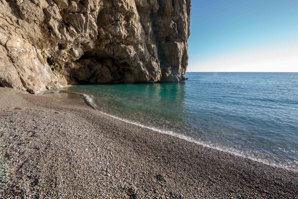 Spiaggia praiano