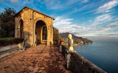 Villa Cimbrone: il giardino è tra i 10 parchi più belli d'Italia