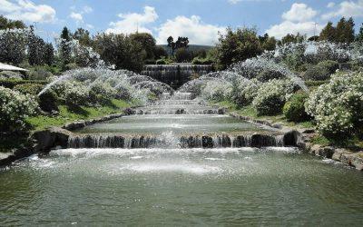Il Giardino delle Cascate all'Eur riapre dopo 50 anni