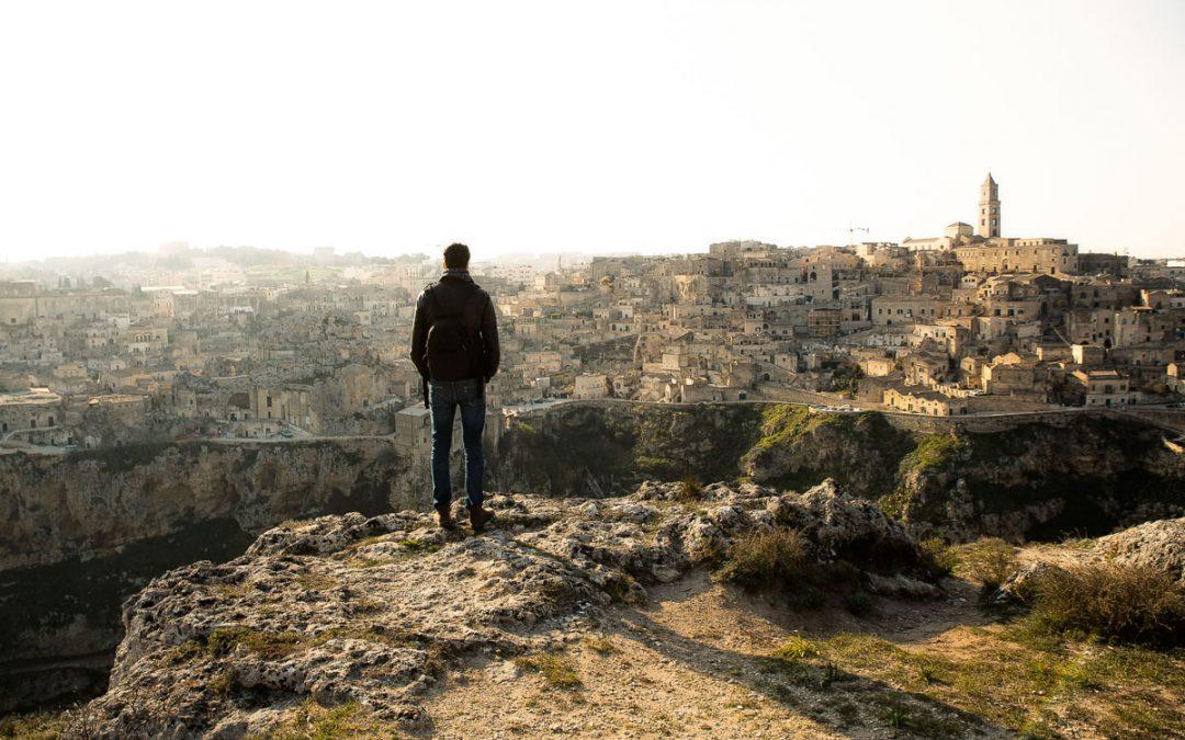 Lost in Matera